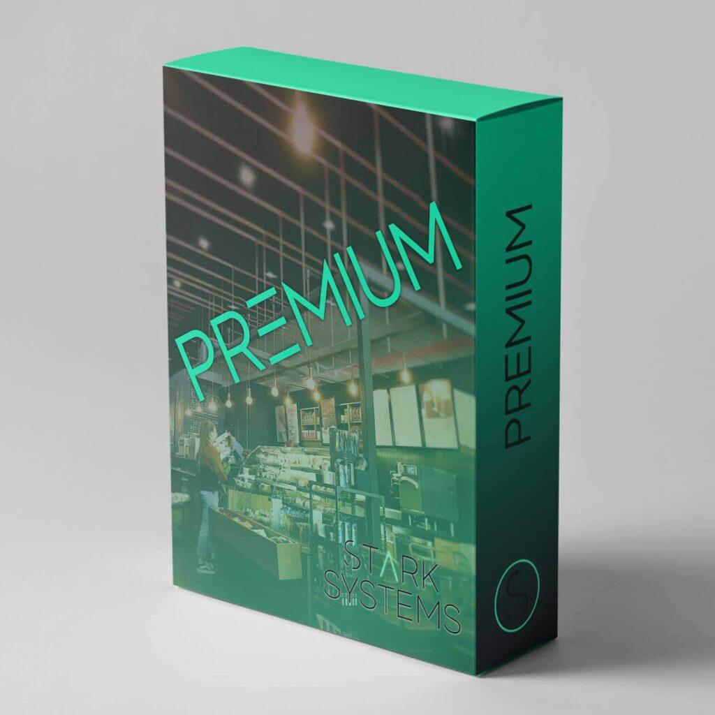 Webseiten Paket Premium