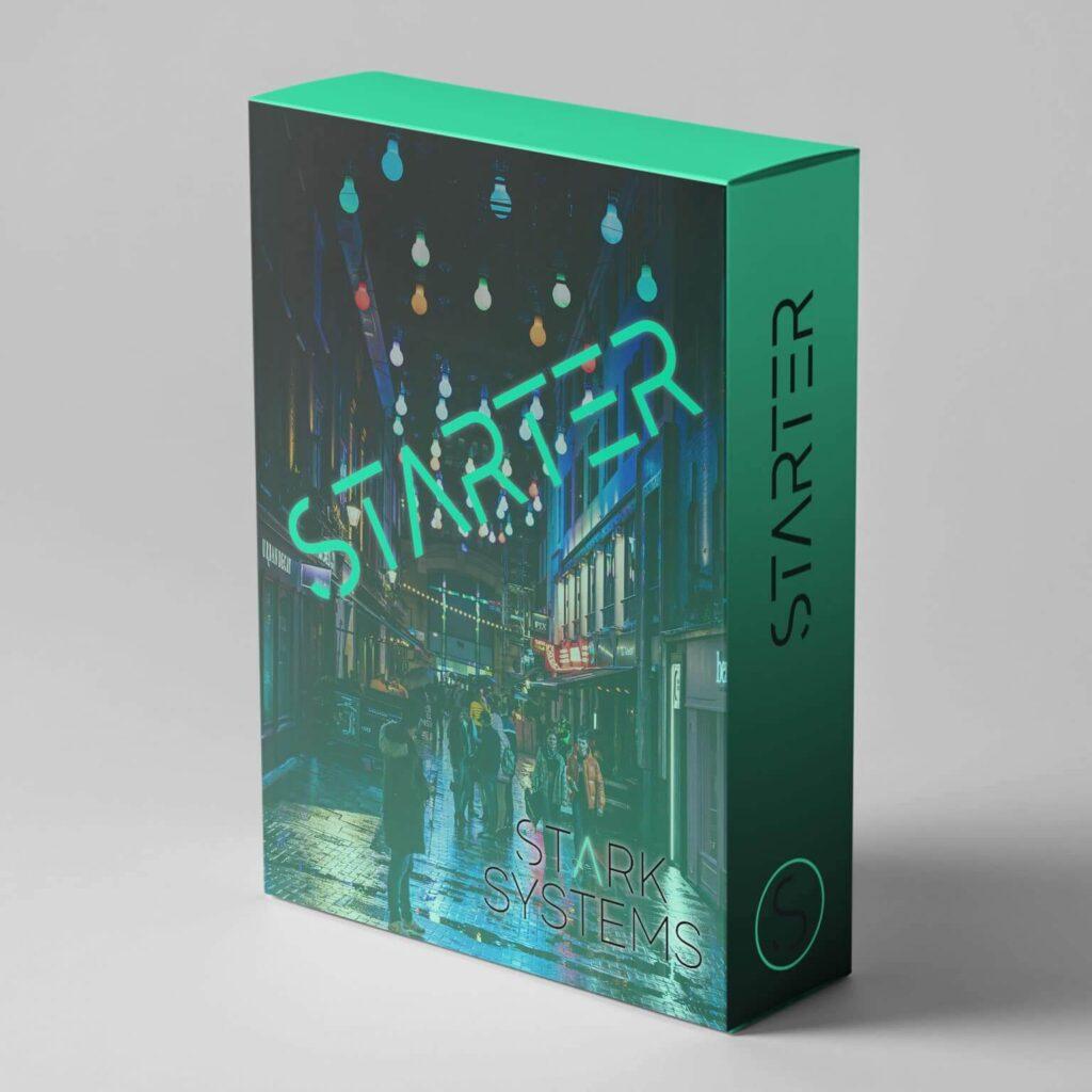 Webseiten Paket Starter