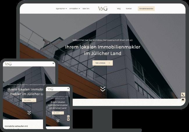 Projekt Wohnbau Genossenschaft